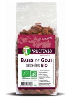 Baies de goji séchées Bio - 500 g