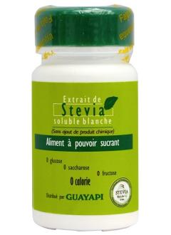 Extrait de Stévia soluble blanche poudre