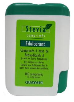 Stévia comprimés 400