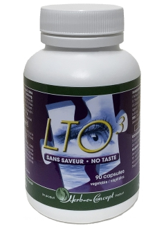 LTO3 - Sans saveur