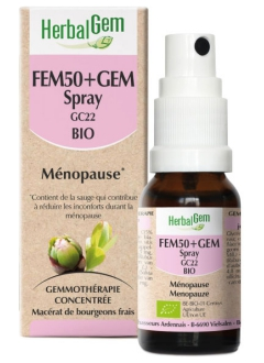 Fem50+gem Bio - Spray 10 ml