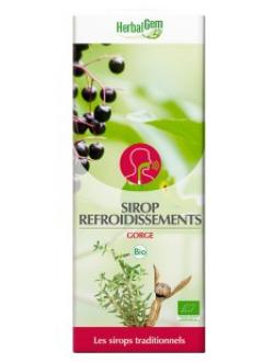 Sirop Refroidissement Bio - 150 ml