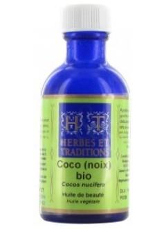 Coco bio - Huile végétale