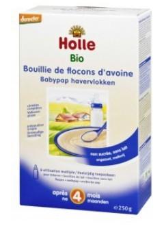Bouillie de flocons d'avoine - sans lait