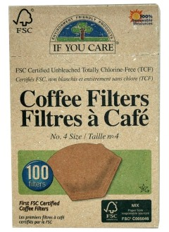 Filtres à café n°4