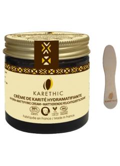 Crème de Karité Hydratante et Matifiante Bio