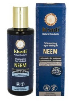 Shampoing Neem - cheveux à pellicules