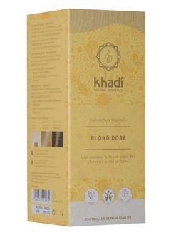 Teinture aux plantes Blond doré - 100 g