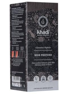 Coloration végétale Noir Profond - 100 g