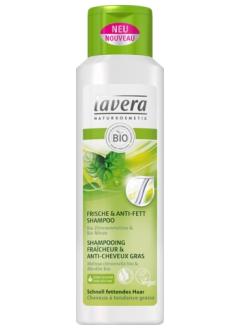 Shampoing fraicheur & anti-cheveux gras