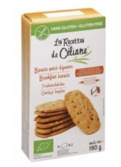 Biscuits Petit déjeuner