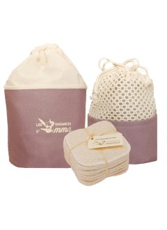 Kit Eco Belle trousse - Ecru