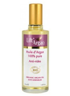 Huile d'Argan 100% pure Bio - Lift Argan
