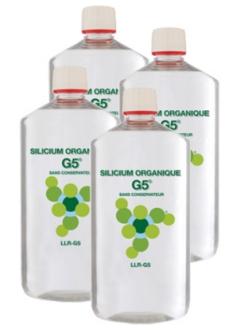 Silicium Organique G5 - Offre promo 4 Litres