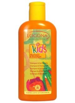 Kid's Shampooing gel douche extra fruité