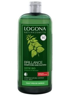 Shampooing brillance à l'ortie - 500 ml