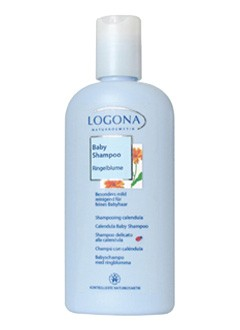 Bébé shampooing doux