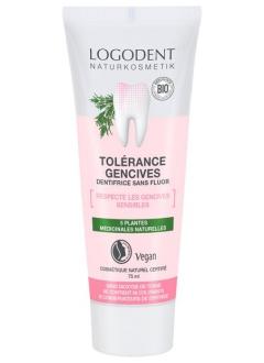 Dentifrice en gel - Tolérance Gencives