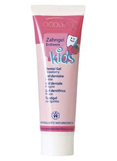 Dentifrice enfant arôme fraise