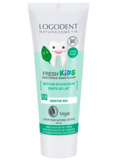 Dentifrice Gel Fresh Kids menthe Bio 2-6 ans