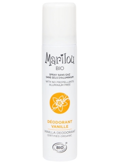 Déodorant Vanille bio - spray