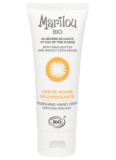 Crème pour les mains nourrissante Bio