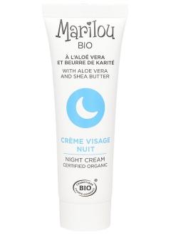 Crème de nuit bio