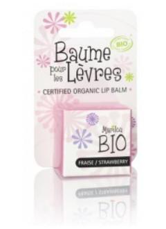 Baume pour les lèvres fraise