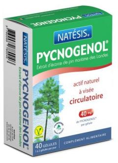 Pycnogénol 40 mg