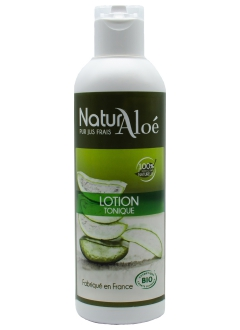 Lotion tonique Bio