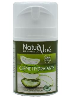 Crème hydratante Bio