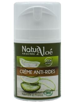 Crème anti-rides Bio