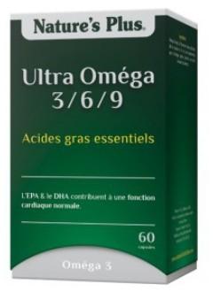 Ultra Omega 3/6/9