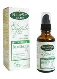 Bourrache - Huile végétale - Bio