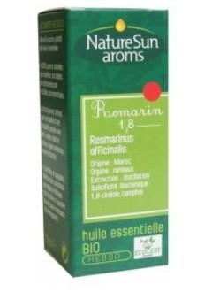 Huile essentielle Romarin 1,8 (à cinéole) Bio