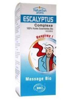 Escalyptus bio - massage