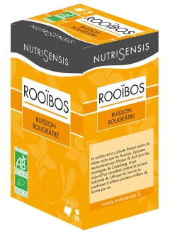 Infusion Rooïbos bio - Détente et relaxation