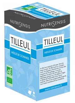 Infusion Tilleul bio - Apaisant