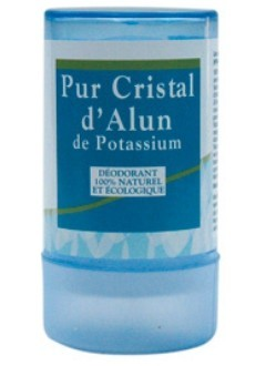 Cristal d'alun naturel - Stick 120 g