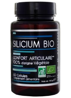 Silicium bio - 60 gélules