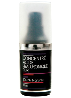 Concentré acide hyaluronique pur