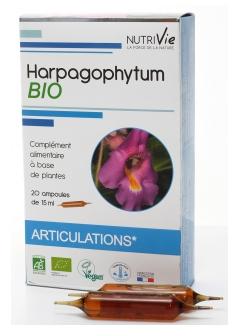 Harpagophytum BIO - Ampoules