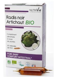 Radis noir / Artichaut BIO - Ampoules