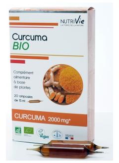 Curcuma BIO - Ampoules