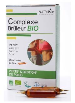 Complexe Brûleur BIO - Ampoules