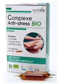 Complexe Anti-Stress BIO - Ampoules