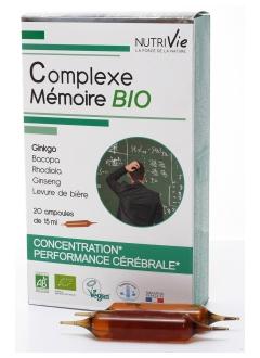 Complexe Mémoire BIO - Ampoules