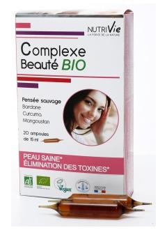 Complexe Beauté BIO - Ampoules
