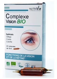 Complexe Vision BIO - Ampoules