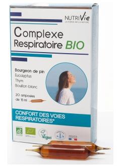 Complexe Respiratoire BIO - Ampoules